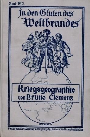 In den Gluten des Weltkrieges - Berichte und Erzählungen aus dem großen heiligen Kriege um ...
