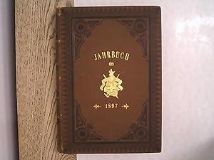 Jahrbuch des Schweizer Alpenclub. 33. Jg. (1897-1898).: Schweizer Alpenclub [Hrsg.]: