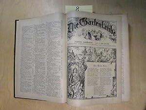 Die Gartenlaube - Illustriertes Familienblatt (No. 1 bis 52): Keil, Ernst und Adolf Kröner: