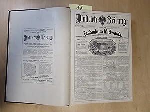 Illustrierte Zeitung - Wöchentliche Nachrichten über alle Ereignisse, Zustände und Persönlichkeiten...