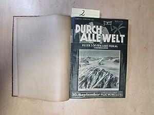 Durch alle Welt (Heft 39 bis 53): Oestergaard, Peter J.: