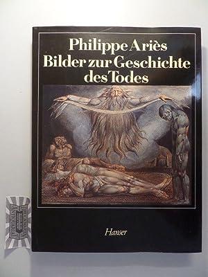 Bild des Verkäufers für Bilder zur Geschichte des Todes. Aus d. Franz. von Hans-Horst Henschen. zum Verkauf von Druckwaren Antiquariat
