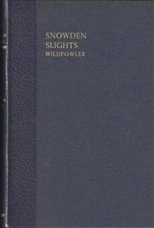 Seller image for SNOWDEN SLIGHTS, WILDFOWLER. By Sydney H. Smith. With illustrations from photographs by the author. for sale by Coch-y-Bonddu Books Ltd