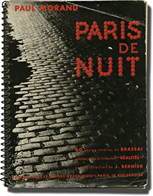 Paris de nuit [Paris by Night] (First Edition)