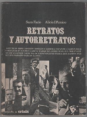 Retratos y autorretratos. Escritores de América Latina.