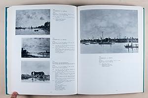 Eugène Boudin 1824-1898. 4-vol. set (out of: Schmit, Robert