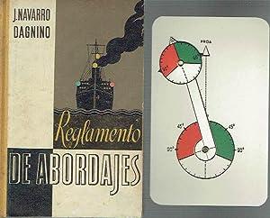 El reglamento de abordajes.: Juan Navarro Dagnino.