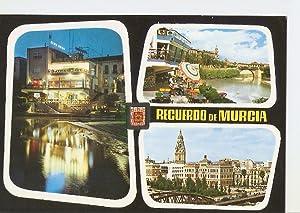 Imagen del vendedor de Postal 039935 : Murcia. Club de Remo. Vista nocturna a la venta por EL BOLETIN