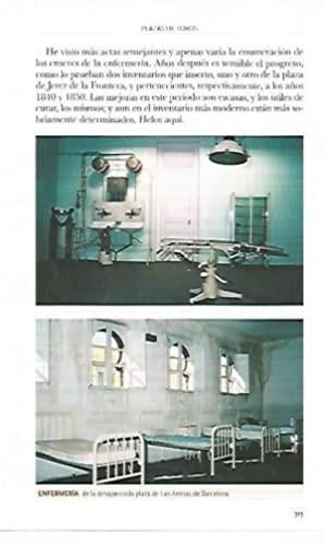 LAMINA COSSIO 50643: Enfermeria de Las Arenas: Varios