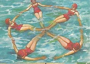 Imagen del vendedor de CROMO BIMBO - El Libro de las Adivinanzas no 246 - Deportes acuaticos a la venta por EL BOLETIN