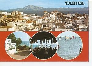 Imagen del vendedor de Postal 050418 : Tarifa. Punta de Europa. Paraiso del Windsurf a la venta por EL BOLETIN