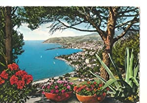 Imagen del vendedor de Postal 036750 : Riviera dei Fiori S. Remo. Panorama de Levante a la venta por EL BOLETIN