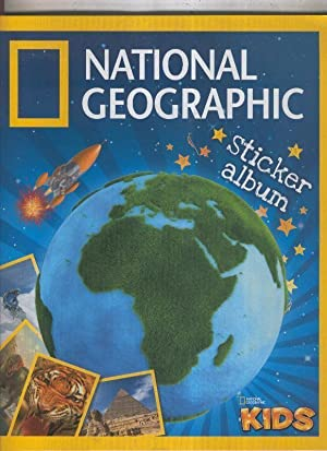 Album de Cromos: National Geographic