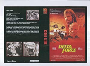 Caratula cine 30x22 cm: Delta force y: Varios