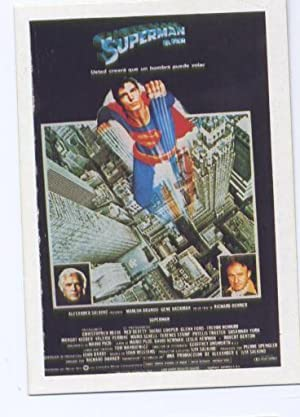 Cromos: Video Guay numero 091: Superman