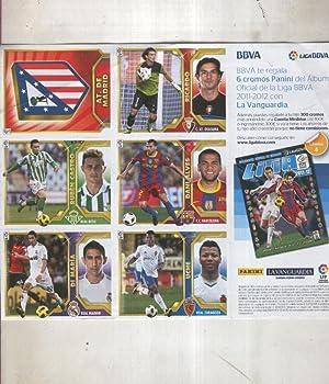 Liga 2011-2012, pliego entregado con diario La: Varios