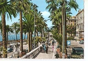 Imagen del vendedor de Postal 035419 : Riviera del Fiori - S. Remo. Imperatrice Walk a la venta por EL BOLETIN