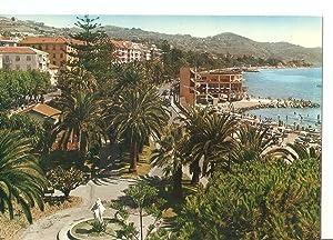 Imagen del vendedor de Postal 037535 : S. Remo. Gardens and the Morgana a la venta por EL BOLETIN