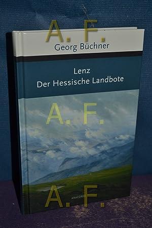Lenz : Der Hessische Landbote.: Büchner, Georg:
