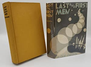 LAST AND FIRST MEN: A STORY OF: Stapledon, W. Olaf