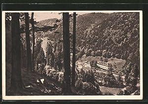 Ansichtskarte Moravsky Kras, Skalni mlyn