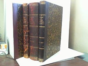 9. Jahrgang 1905 - 22. Jahrgang 1918 in drei Bänden. Weiterhin ein Band mit dem Inhaltsverzeichnis ...