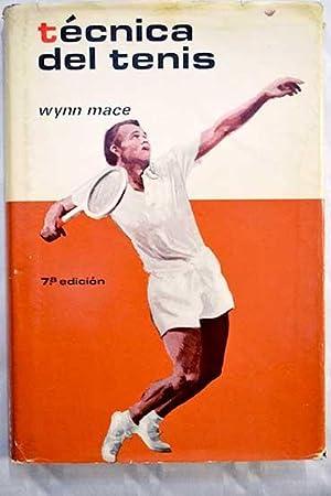 Imagen del vendedor de Técnica del tenis a la venta por Alcaná Libros