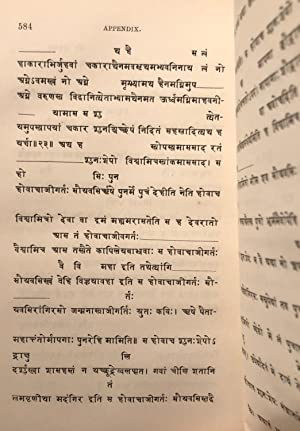 A History of Ancient Sanskrit Literature As Far As It illustrates the Primitive Religion Of The B...
