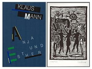 Anja und Esther. Ein romantisches Stück in: Mann, Klaus -