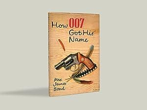 How 007 Got His Name: Mary Wickham Bond