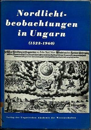 Nordlichtbeobachtungen in Ungarn (1523-1960): Antal Re thly