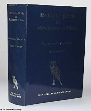 Robert's Birds of Southern Africa