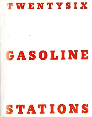 Twentysix gasoline stations. Third edition, 1969: Ruscha, Edward
