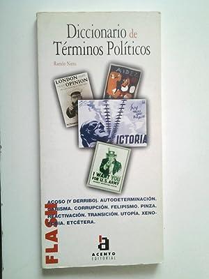 Diccionario de Términos Políticos: No definido