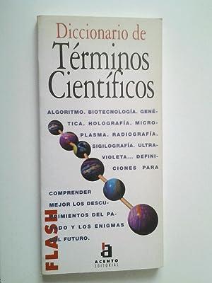 Diccionario de Términos Científicos: No definido
