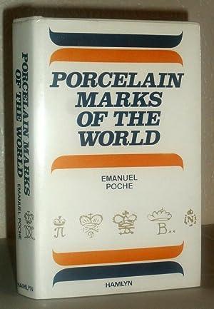 Porcelain Marks of the World: Emanuel Poche