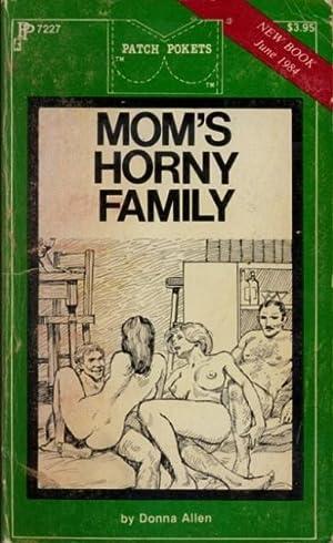 Mom's Horny Family PP7227: Donna Allen