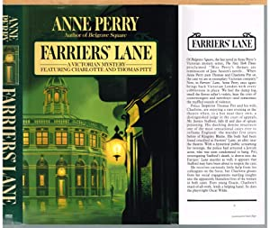 Farriers' Lane, Thomas and Charlotte Pitt, Book 13