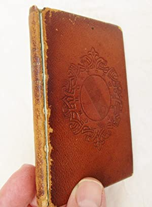 1829 ORIGINE des PROVERBES copy of WILLIAM STIRLING MAXWELL in a CUSTOM BINDING