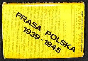 Prasa polska w latach 1939-1945: Jarowiecki, Jerzy