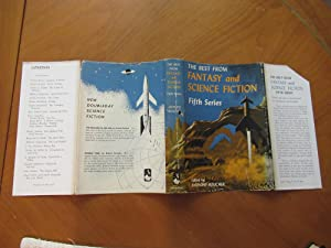 The Best From Fantasy And Science Fiction,: Boucher, Anthony (Editor),