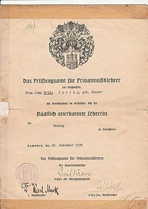 Deutscher Komponist 1901 Bis 1983