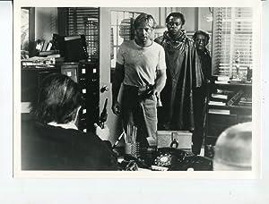 Brubaker-Robert Redford-Yaphet Kotto-8x10-B&W-Still
