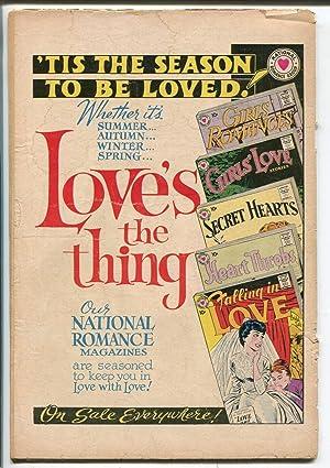 Girls' Romances #64 1959-DC-bride/wedding drama cover-rare issue-G