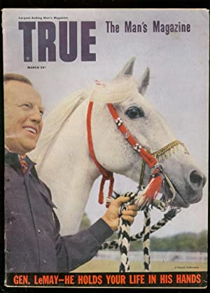 TRUE MAGAZINE MAR 1951-GEN LEMAY-HOW TO BUY A SUIT VG