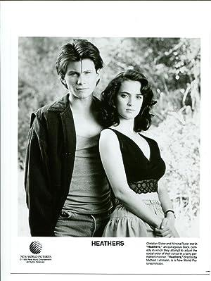 8x10-Promo-Still-Heathers-Comedy-Crime-Drama-1988-NM