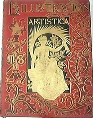 ILUSTRACION ARTISTICA, LA.- Tomo XXIII. Suplemento al nº 1096 y Nº 1097-1047. Periódico semanal de ...