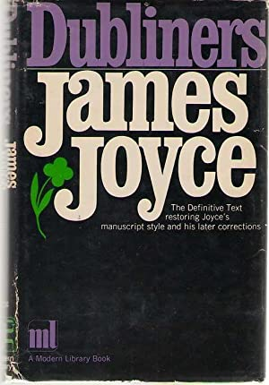 Dubliners: Joyce, James; Scholes,