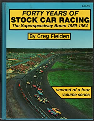 Forty Years of Stock Car Racing Vol. 2 1992-NASCAR Super Speedway era 59-64-FN