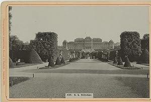 Österreich, Wien, K. K. Belvedere: Photographie originale /